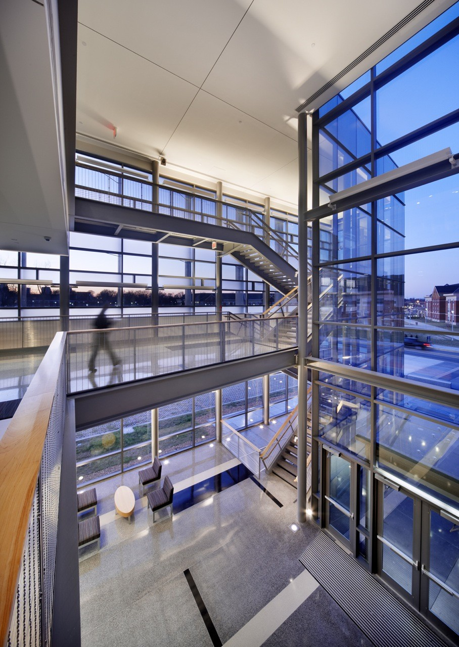 North Carolina AT State University Proctor School Of Education The Freelon Group Architects