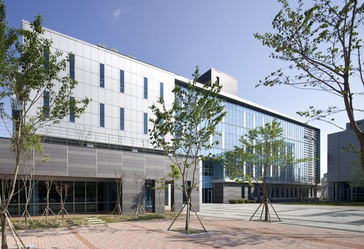 DongWha Pharm Laboratory / JUNGLIM Architecture, © Namgoong Sun