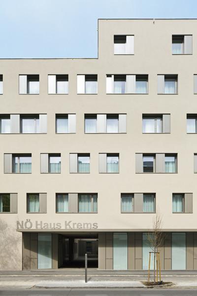 The Niederösterreichhaus Krems / AllesWirdGut Architektur + feld72 architekten + FCP, © Rupert Steiner