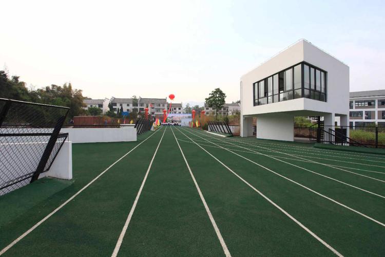 New Jindai Elementary School / TEKTAO, © Lou Yongqi