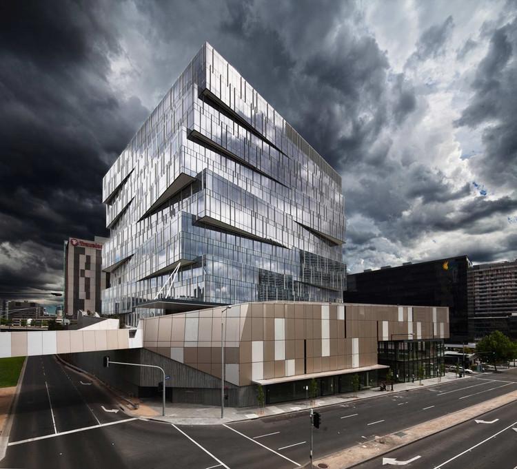 Seven17 Bourke Street / Metier3 Architects, © Trevor Mein