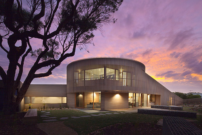 Henley Street House / Jackson Clements Burrows Architects, © John Gollings Photography