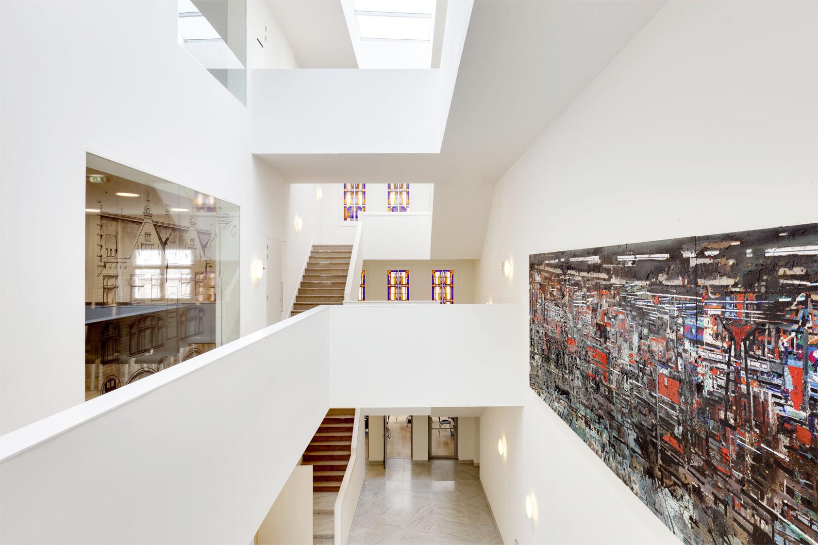 De Nieuwe Liefde / Wiel Arets Architects, Courtesy of  wiel arets architects