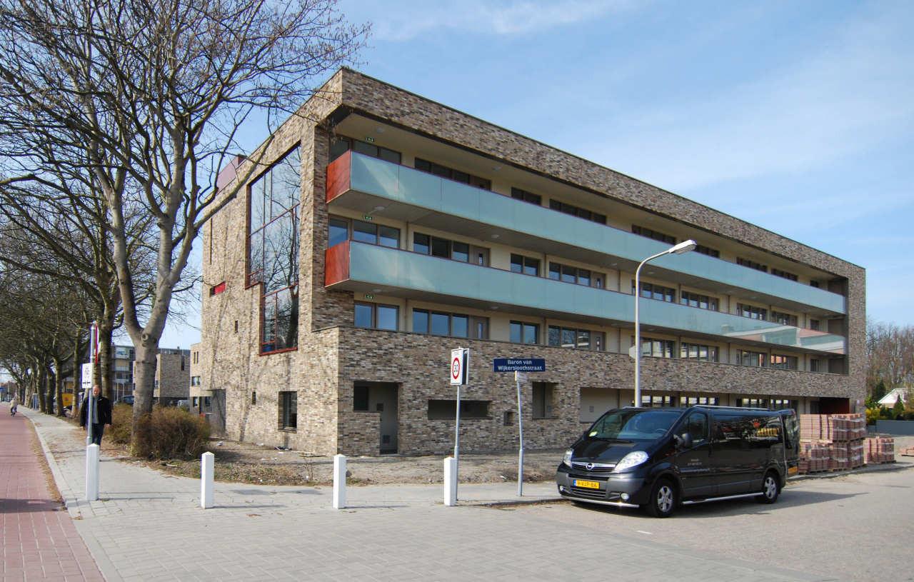 Social Housing Sandtlaan / HVE architecten, Courtesy of HVE architecten