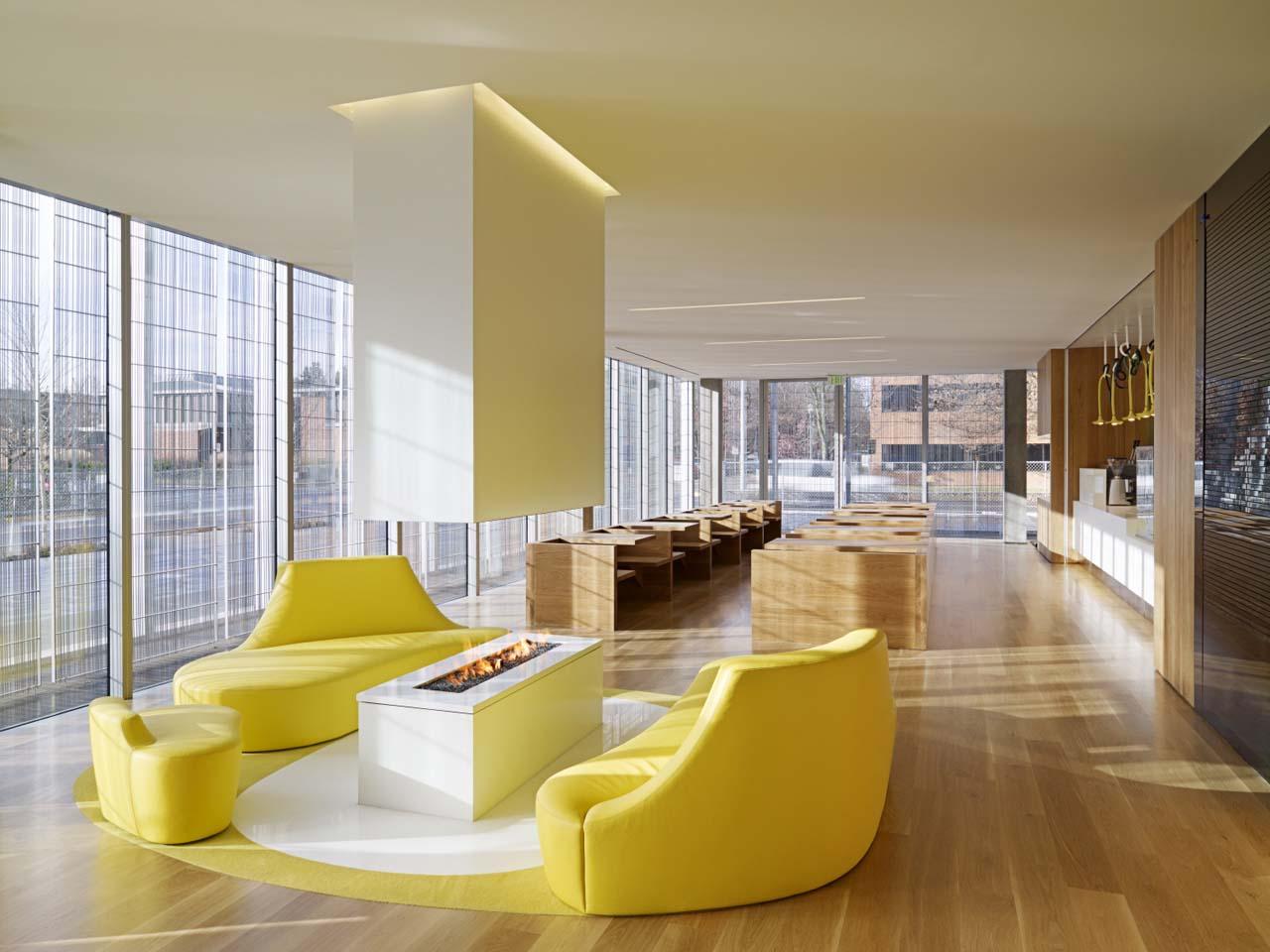 Conference Room Unique Design