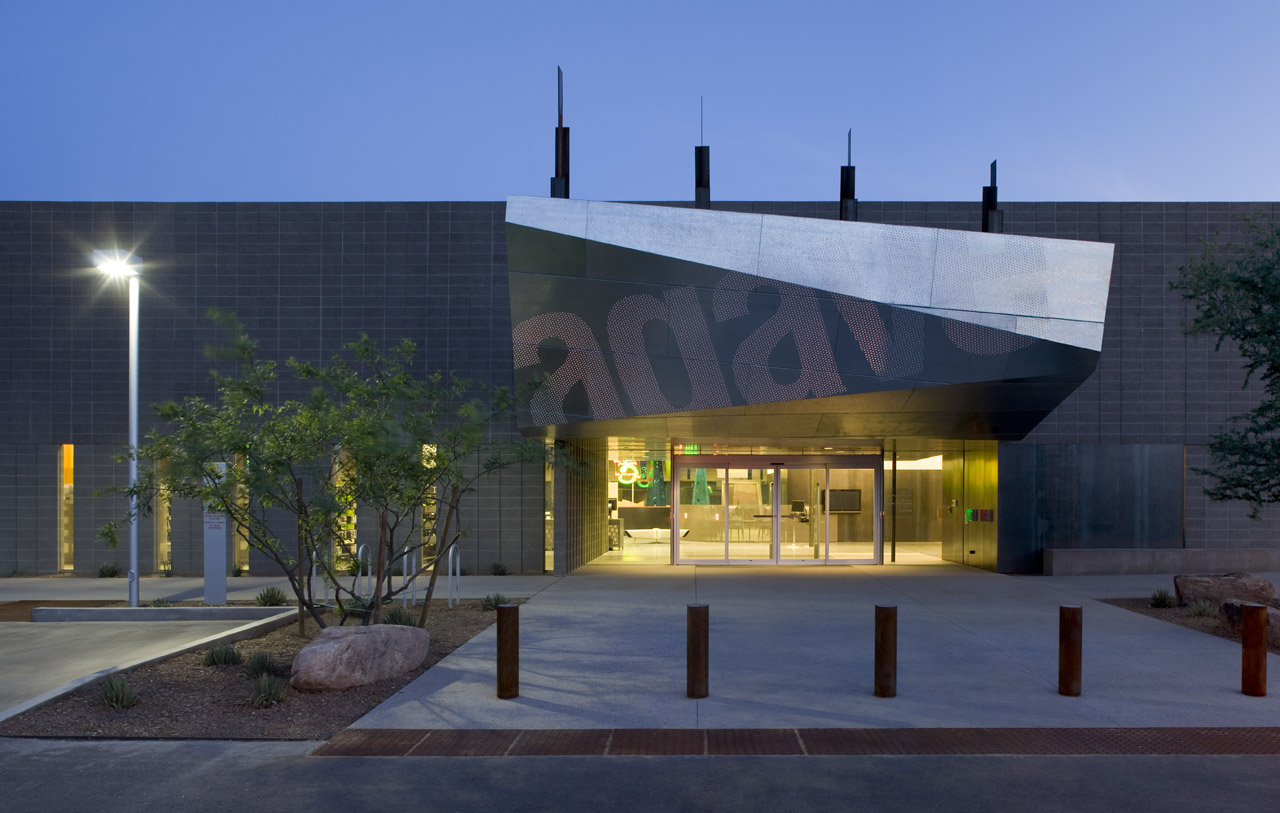 Agave Library / will bruder+PARTNERS, © Bill Timmerman