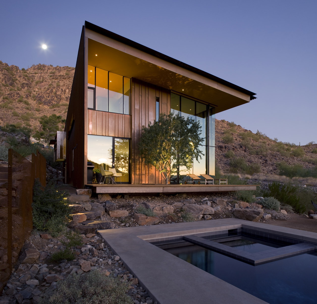 Jarson Residence / will bruder+PARTNERS, © Bill Timmerman