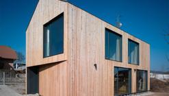 Family House in Lety / studio pha