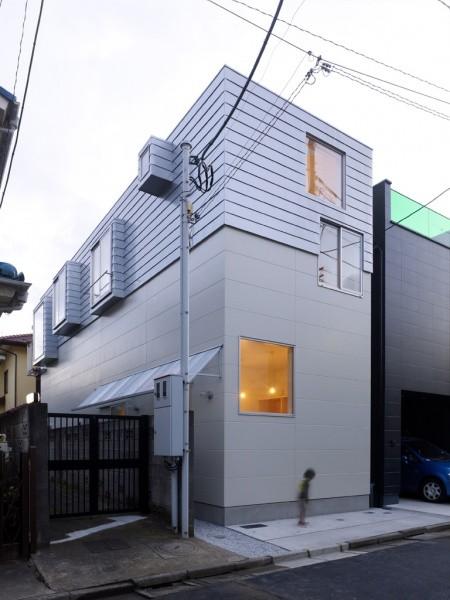 House in Ookayama / Torafu Architects, © Daici Ano