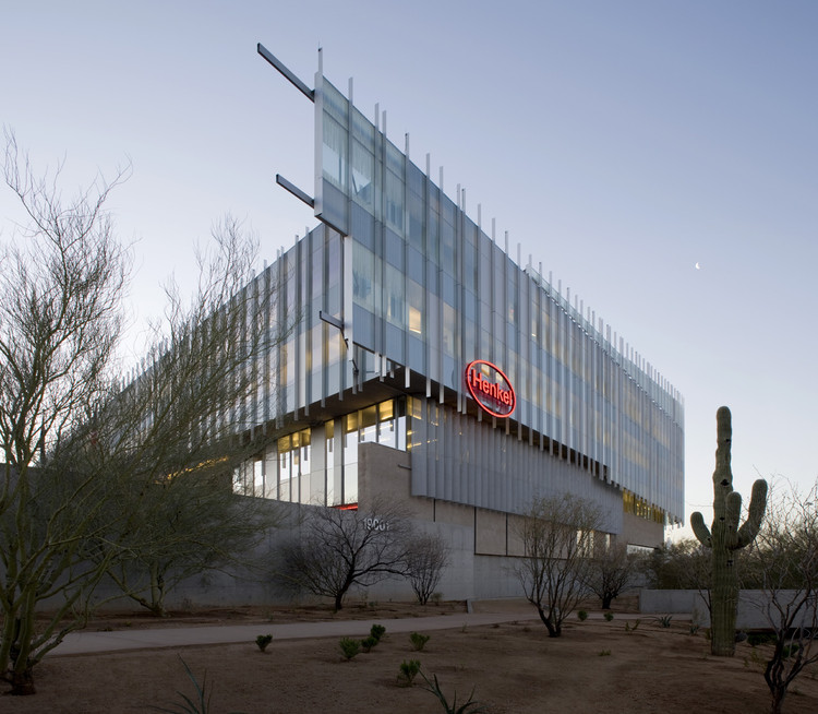 Henkel North American Consumer Products Headquarters / will bruder+PARTNERS, © Bill Timmerman