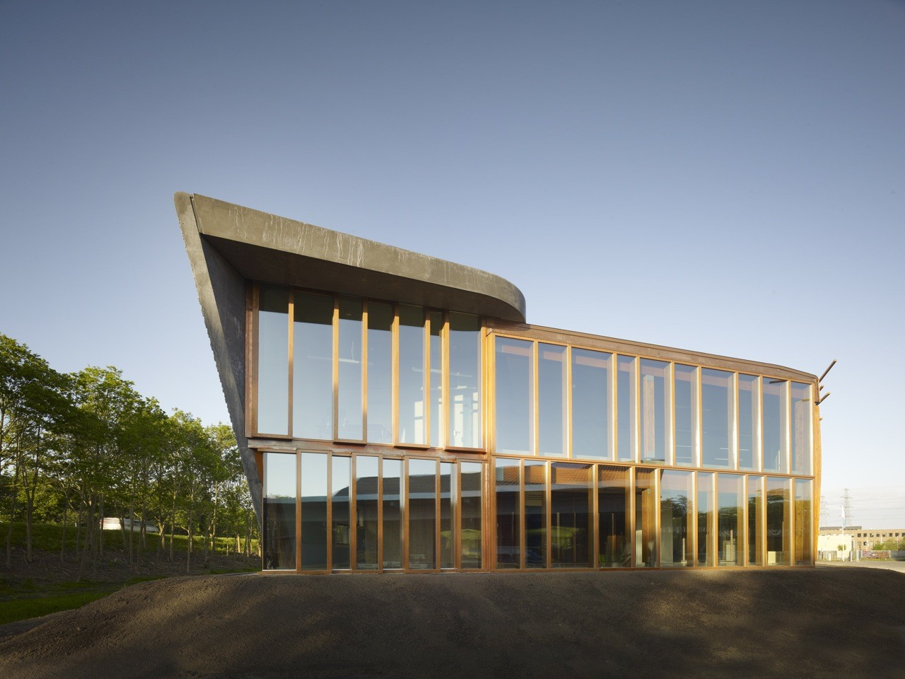 Rijkswaterstaat Head Office / 24H Architecture, © Christian Richters