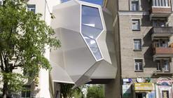 Parasite Office / za bor architects