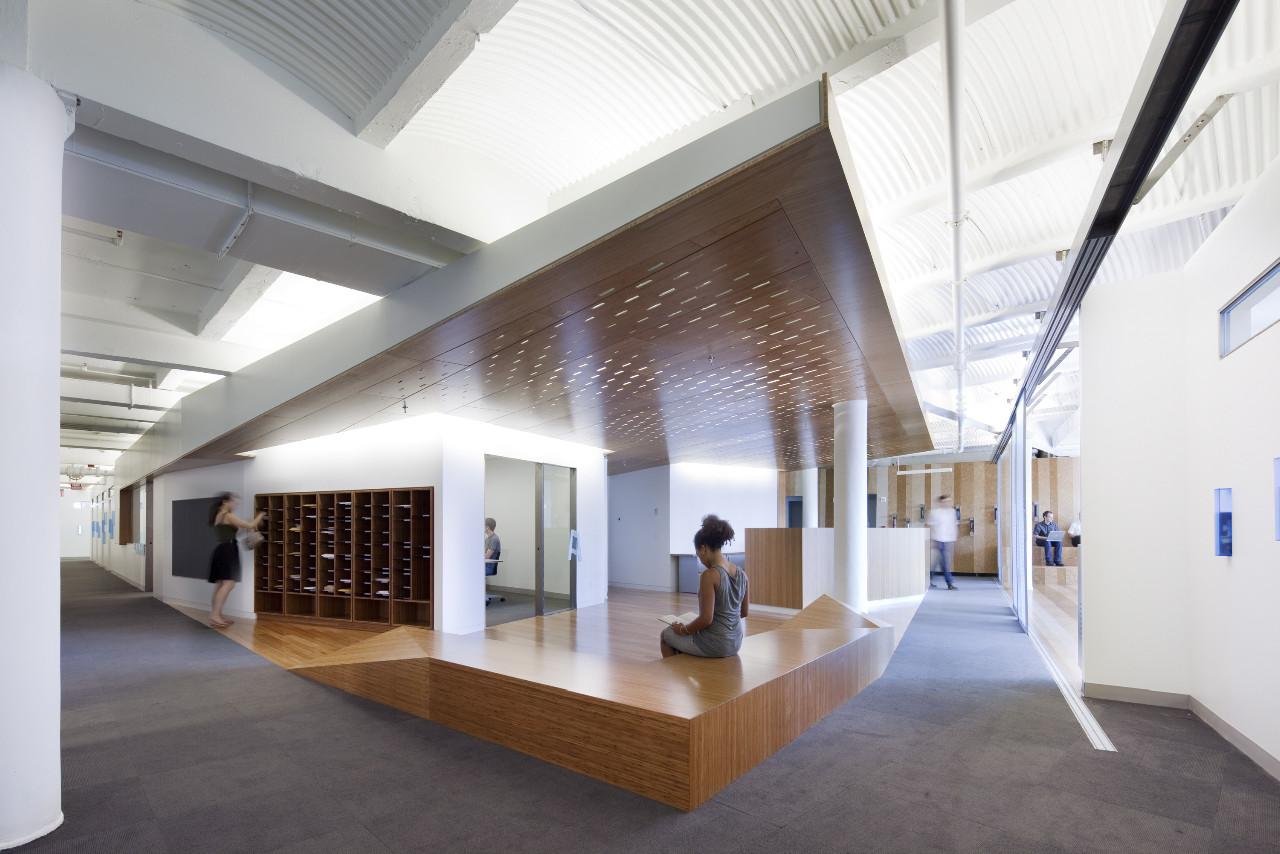 Department of Social and Cultural Analysis / LTL Architects, © Michael Moran Studio