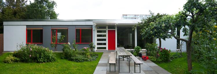 Händelallee 47 House / dax_I, © Volker Renner