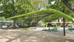 Sculptural Playground / ANNABAU