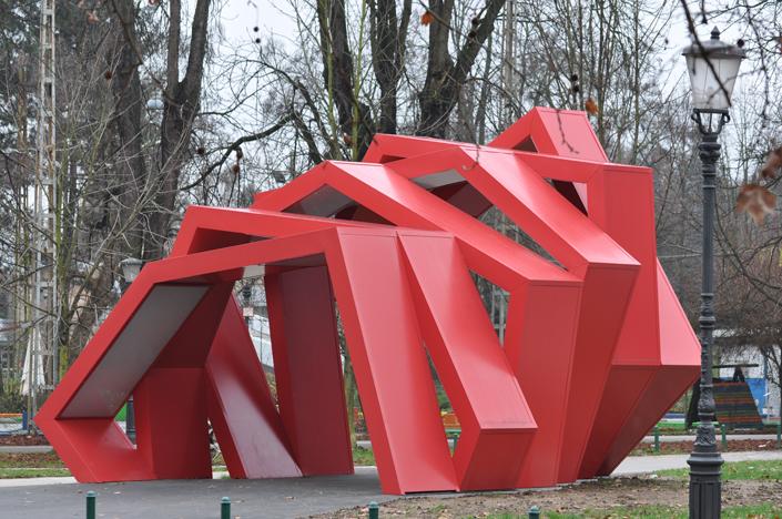 Urban Sculpture / Rok Grdisa, © Peter Mihelic