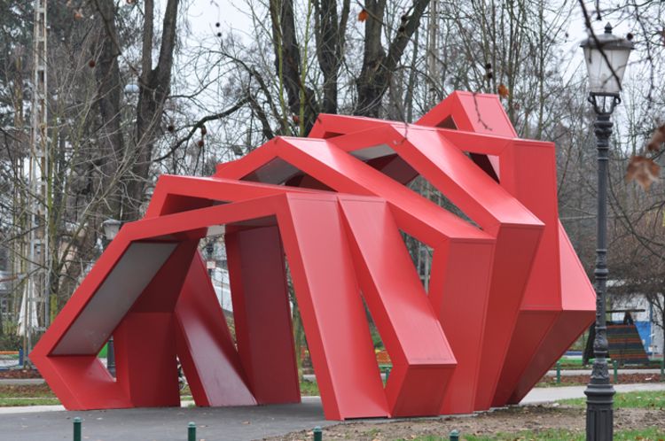 Urban Sculpture / Rok Grdisa, © Peter Mihelic