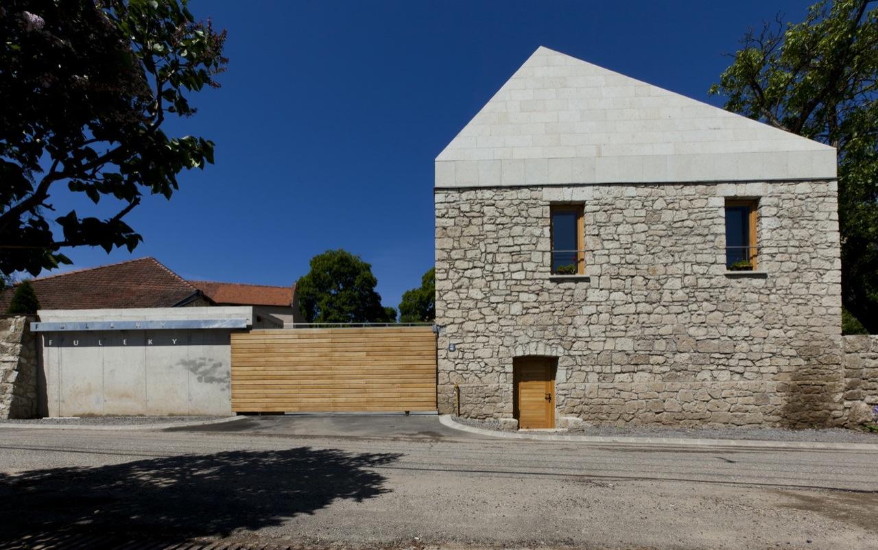 Füleky Winery / Építész Stúdió, © Gyula Erhardt