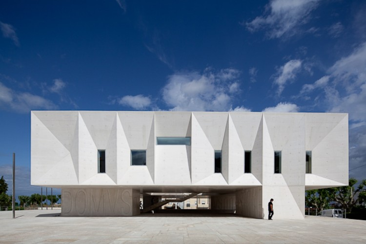 Palacio de Justica de Gouveia / Barbosa & Guimaraes Architects, © José Campos, arqf architectural photography