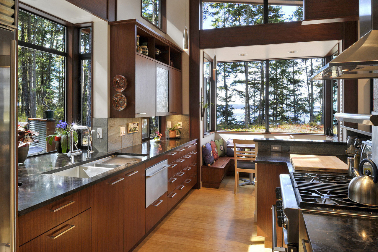 Gallery Of Lopez Island Residence David Vandervort Architects 10