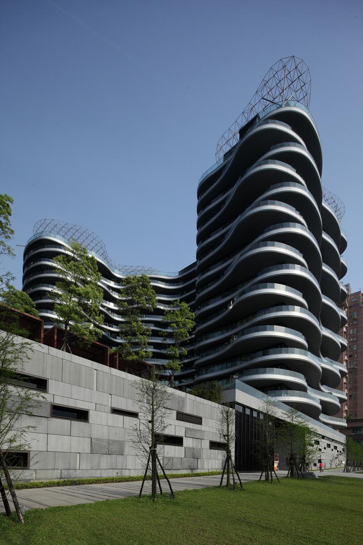 Ocean Grand Residence / Dahin Development + T. D. Lee ARCHITECT, © Dahin Development