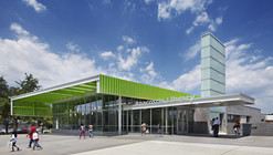 Anacostia Library / The Freelon Group Architects