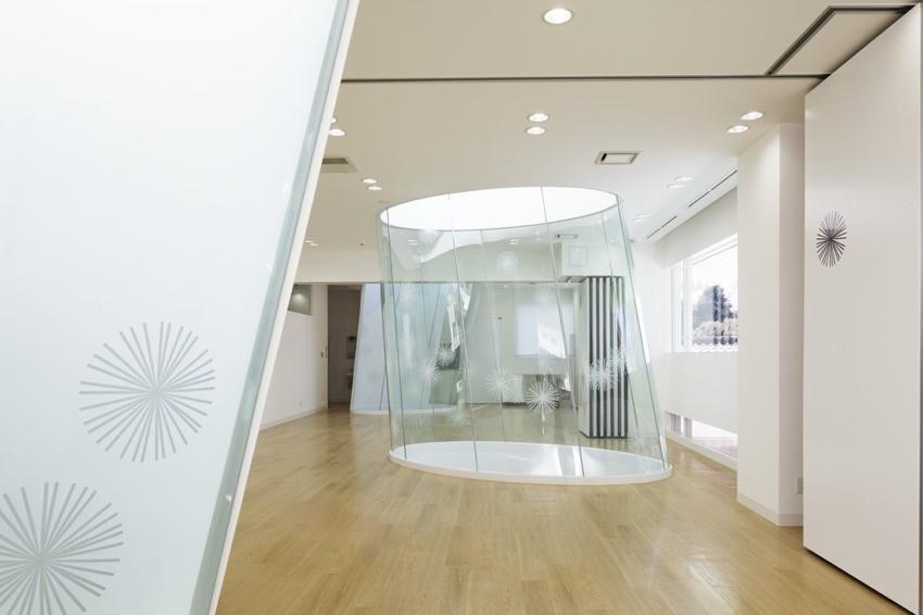 gallery of sugamo shinkin bank shimura branch emmanuelle moureaux architecture design 19. Black Bedroom Furniture Sets. Home Design Ideas