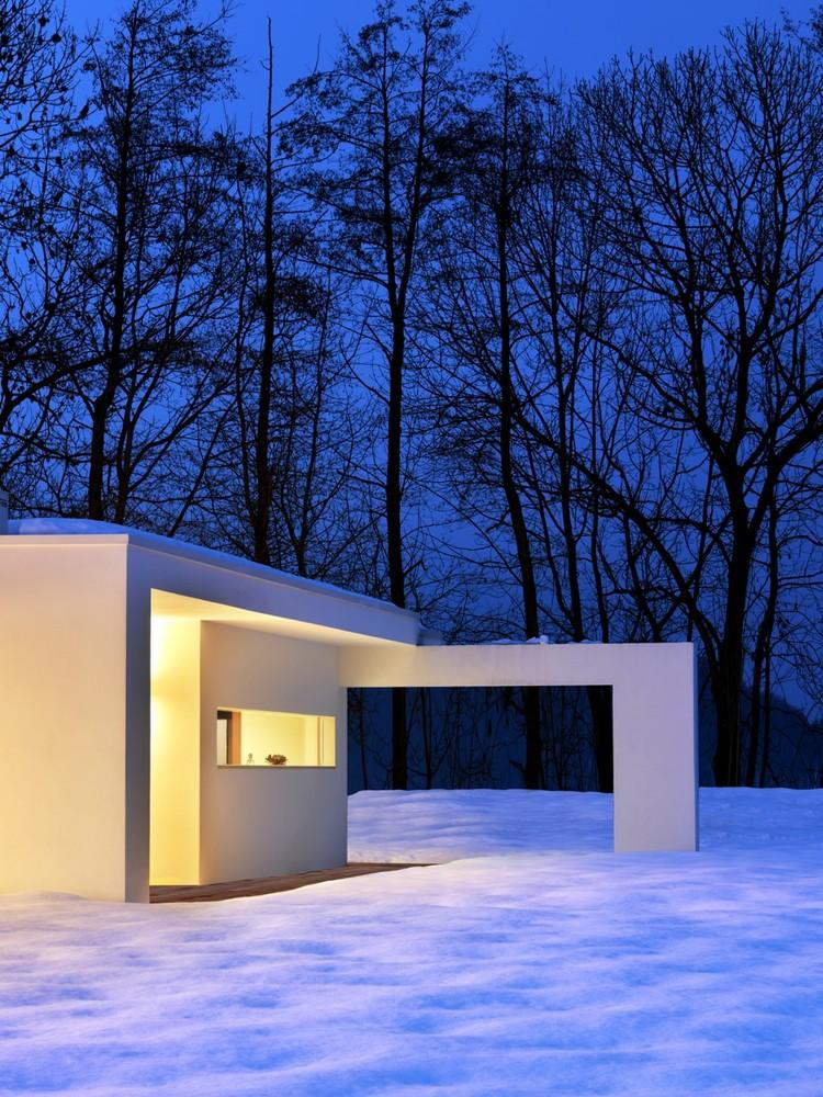 Gallery Of Horizontal Space House Damilano Studio Architects 8 - Horizontal-space-by-duilio-damilano