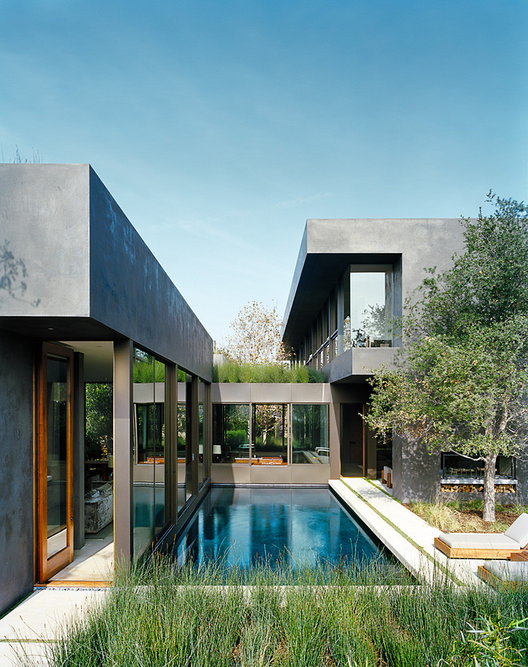 Vienna Way / Marmol Radziner, © Joe Fletcher Photography