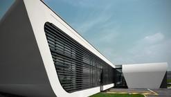 Gazoline Petrol Station / Damilano Studio Architects