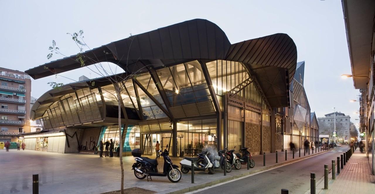 Barceloneta Market Mias Arquitectes Archdaily