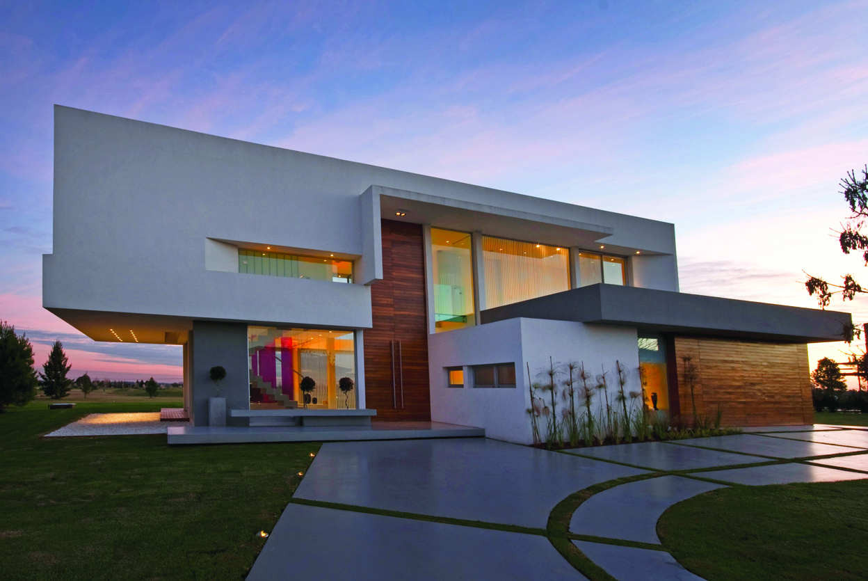 Concrete House In Buenos Aires / Vanguarda Architects, © Luis Abregú Part 50