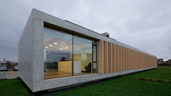 TVN Regional Office / Nicolás Lipthay   L2C