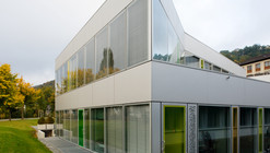Children's Clinic Wildermeth / bauzeit architekten