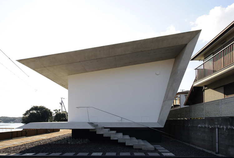 Beach House / Yamamori Architect & Associates, © Kei Sugino