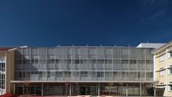 Secondary School in Lisbon / Gonçalo Byrne Arquitectos  + José Laranjeira