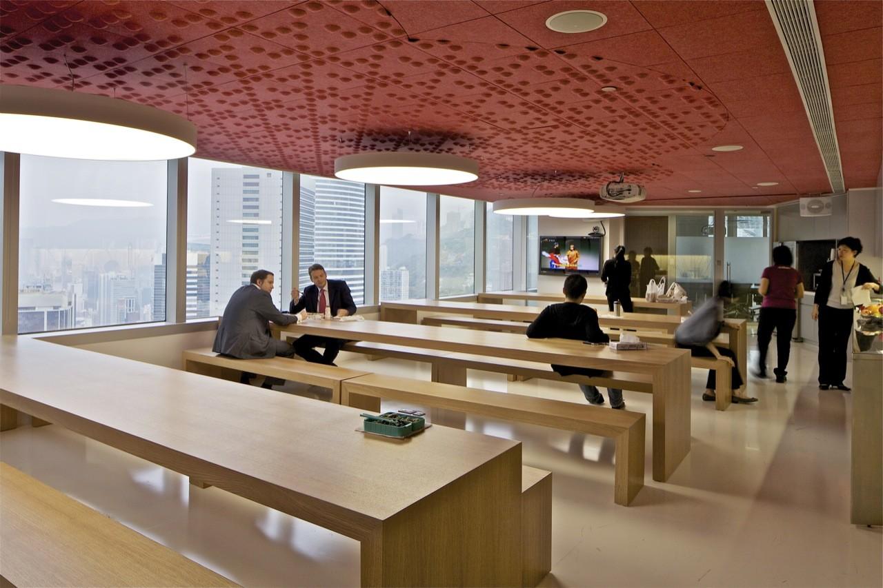 McKinsey & Company Hong Kong Office / OMA, © Philippe Ruault