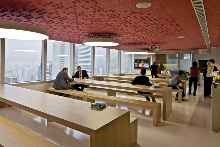 McKinsey U0026 Company Hong Kong Office / OMA, © Philippe Ruault