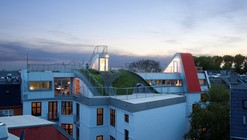 Penthouses and Rooftop Terrace / JDS Architects