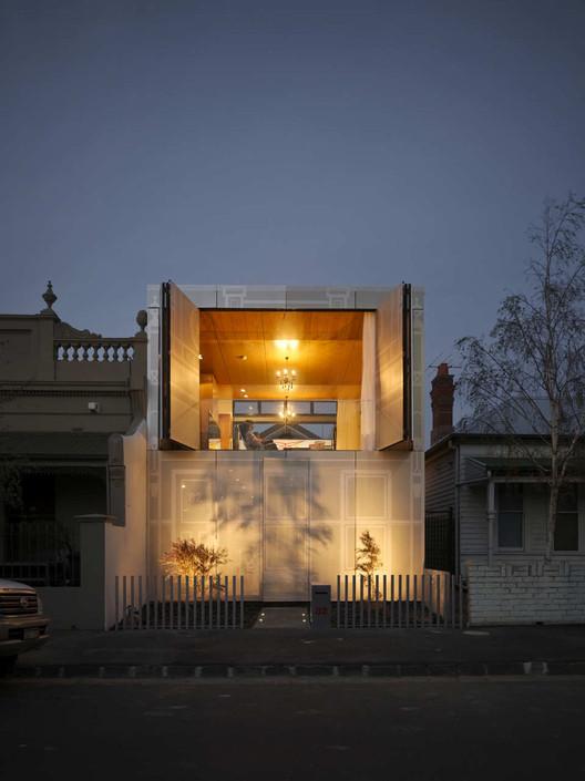 Perforated House / Kavellaris Urban Design, Courtesy of  kavellaris urban design