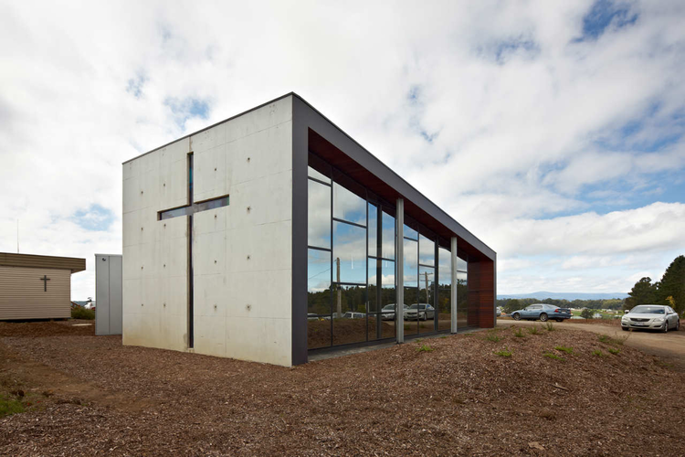 St Mary's Kinglake Church / Kavellaris Urban Design, Courtesy of  kavellaris urban design