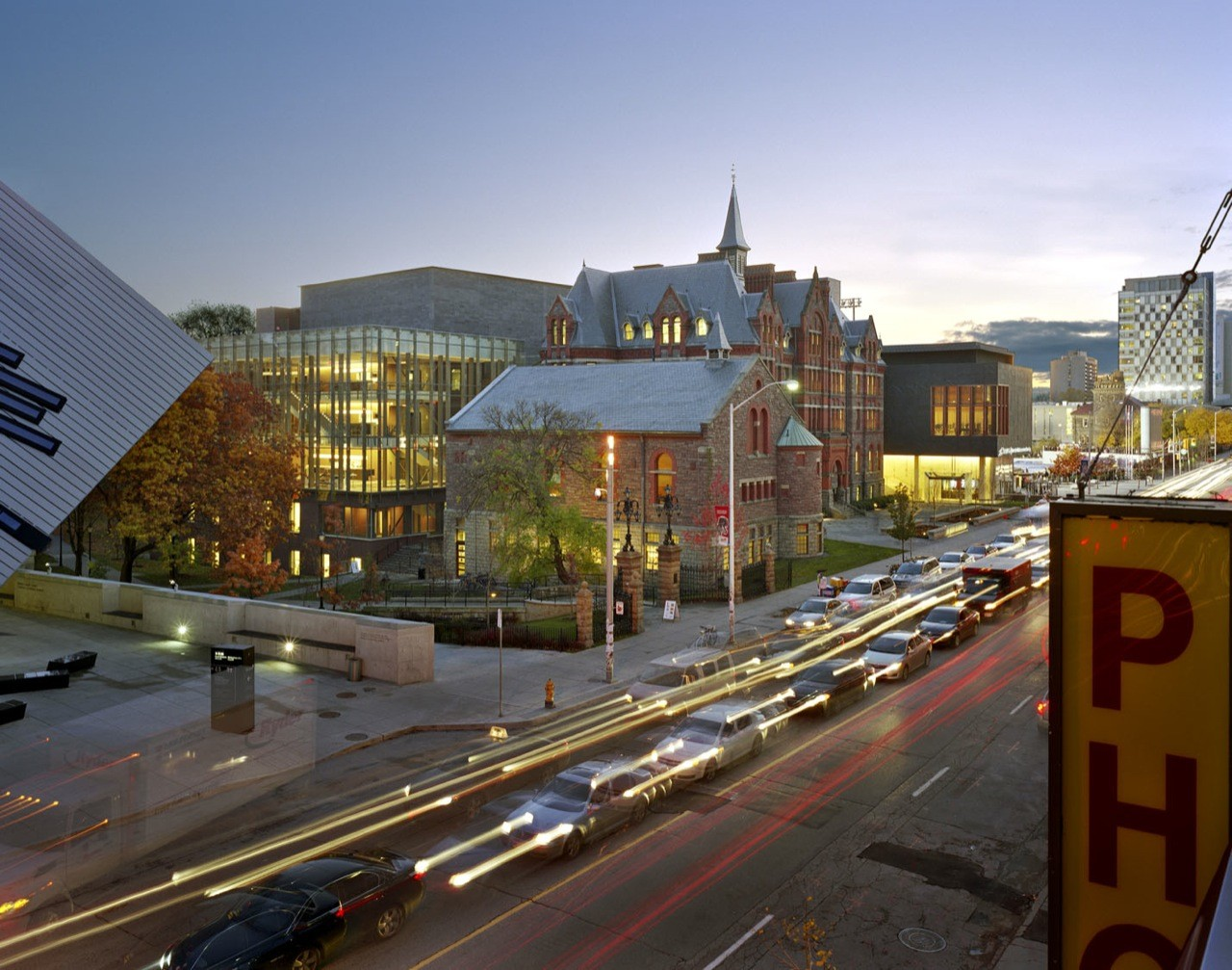The Royal Conservatory, TELUS Centre for Performance and Learning / KPMB Architects, © Eduard Hueber