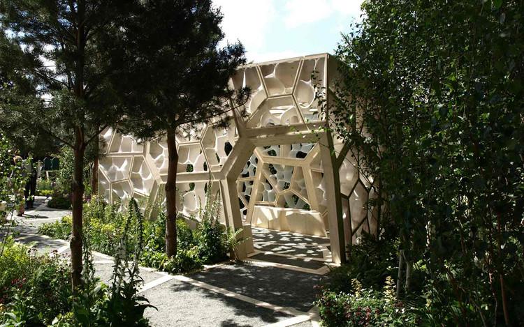 Times Eureka Pavilion / Nex Architecture, Courtesy of  nex architecture