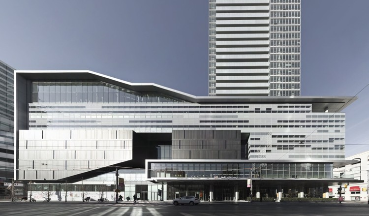 TIFF Bell Lightbox / KPMB Architects, © Maris Mezulis
