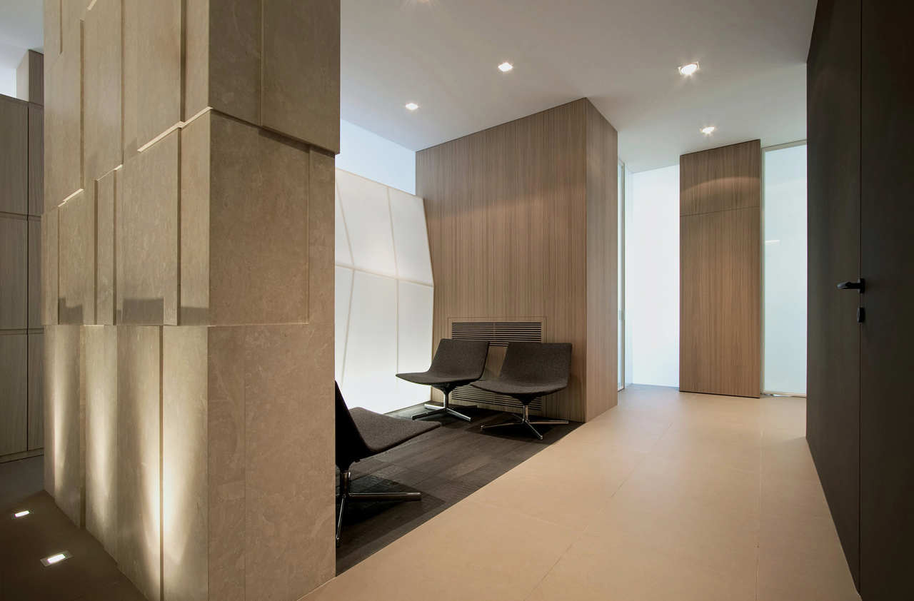 Wall Decor For Law Office : Gallery of f a law office chiavola sanfilippo architects