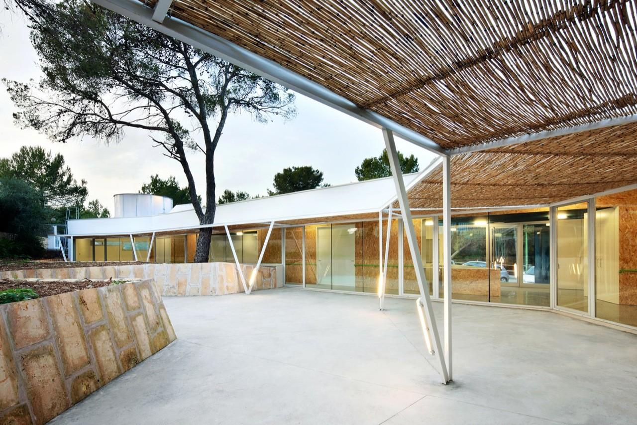Day Center / FLEXO Arquitectura, © José Hevia Blach
