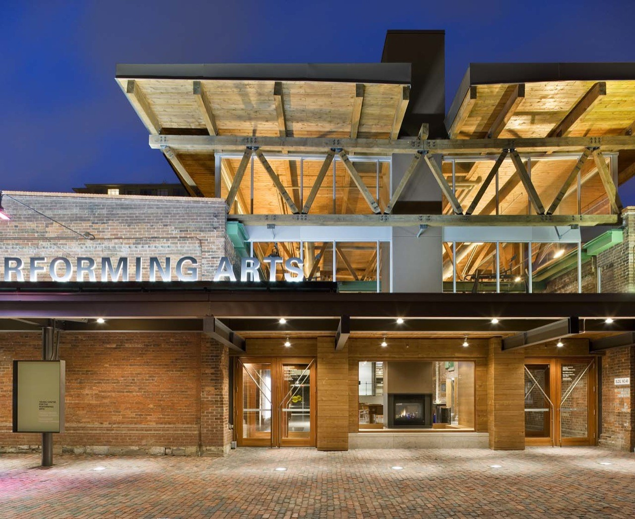 Young Centre for the Performing Arts / KPMB Architects, © Tom Arban