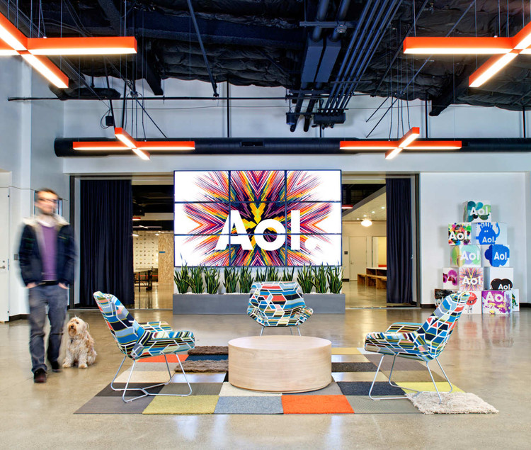 AOL Offices / Studio O+A, © Jasper Sanidad