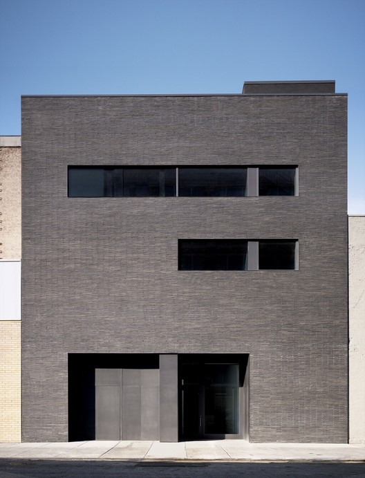 Gladstone Gallery 21st Street / Selldorf Architects, ©  Nikolas Koenig