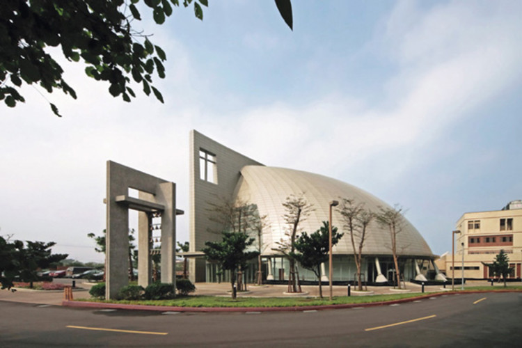 Church of Suan-Lien Center for the Elderly / J.J. Pan & Partners, © Wei-Shih Hsieh